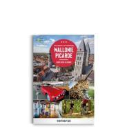 Toeristische kaart Pays des Collines