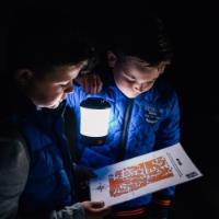 Kinderfeestje Expeditie Noord (8-14 jr)